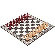 Miniature Isle of Lewis Chess Set