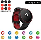 Easypro X Edition-2 Smart Fitness Band Blood Pressure Oxygen Heart Rate Monitor Smart Watch Waterproof Bluetooth Smart Bracelet For IOS Android devices (Color as available) for Samsung Galaxy J7 Pro