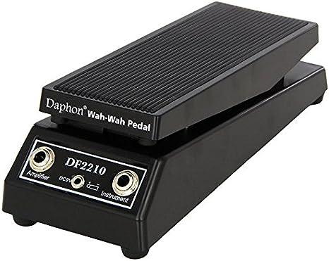LYWS WAH-WAH - Pedal para guitarra eléctrica con sonido, color ...