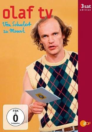 Olaf TV - Von Schubert zu Schubert - 3sat Edition (DVD - 2011)