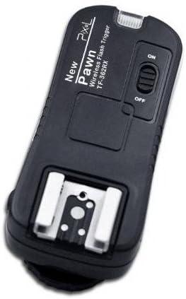 Pixel TF-362 Pawn Mando para Flash y Obturador 3 en 1 para c/ámaras Nikon