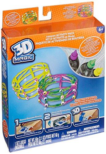 Tech4Kids 3D Creation Activity Fashion Building Kit -