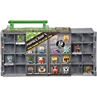 Bundle 3 items: Minecraft Official Collector Case, Lego...