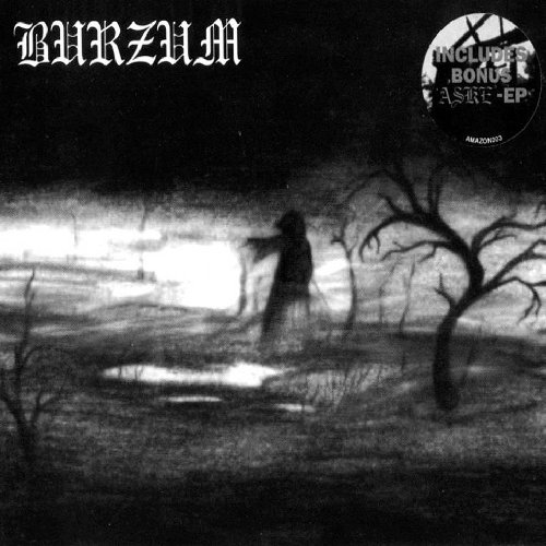Burzum/Aske [Vinyl] by BACK ON BLACK.