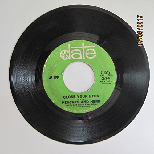 Approaching Your Eyes/I Will Watch Over You (VG 45 rpm)
