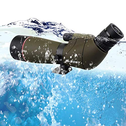 Buy spotting scope for 100 yards
