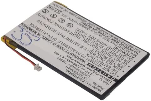 Cameron Sino Replacement Battery Compatible with Apple P325385A4H 2200mAh