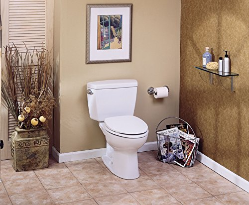 Drake 2-piece 1.6 GPF Elongated Toilet in Cotton by TOTO (Image #9)