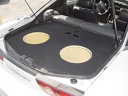Custom Sub Box Subwoofer Speaker Enclosure For a Mitsubishi 3000GT 3000-GT