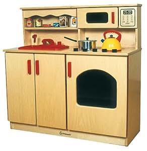 A+ Childsupply 4-in-1 Kitchen Center