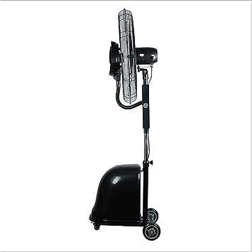 LXD Ventilador casero del piso, humidificador del aire del ...