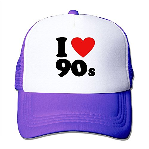 2ac384b3bc6 YPDN MU Boys and Girls Cool I Love 90s Trucker Mesh Cap