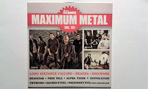 Maximum Metal, Vol. 181 (2013)