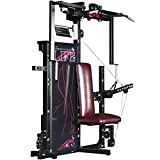 TYTAX S6 ULTIMATE HOME MULTI GYM MACHINE FITNESS EQUIPMENT BEST FREE WEIGHT PRO WORKOUT EXERCISE BENCH TYTAX®