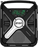 Eton Emergency Weather Radio, the Ultimate Outdoor Radio with Bluetooth, 2000 mAh Rechargeable...