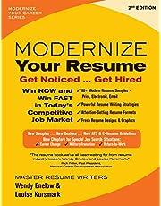 Modernize Your Resume: Get Noticed Get Hired