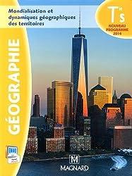 Géographie Tle S : Mondialisation et dynamiques géographiques des territoires