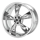 American Racing Torq Thrust M Wheel with Chrome Finish (17x7''/5x4.75'')