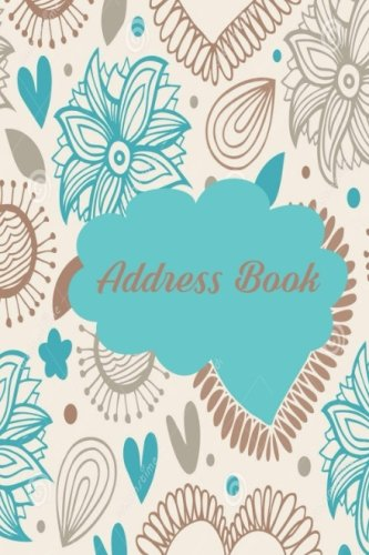 Address Book: Mini At A Glance Address Log Book For Contacts, With Addresses, Phone Numbers, Emails & Birthday. Alphabetical A-Z Organizer Pocket ... Paperback (Mini Address Books) (Volume 86)