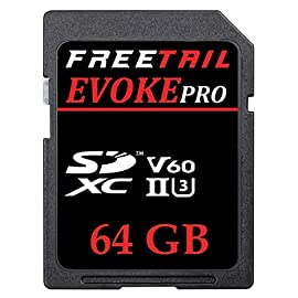 FreeTail Evoke 1000x SD Cards 14 UPC: 761133910092 Weight: 0.040 lbs
