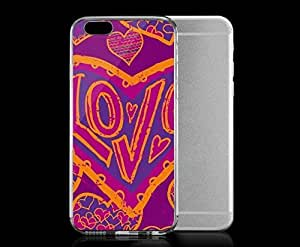 Light weight with strong PC plastic case for Iphone 6 Artists Peter Horjus Sweet Love