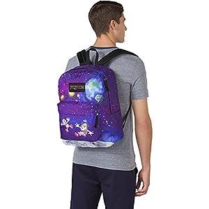 JanSport Unisex Disney High Stakes Space Walk Backpack