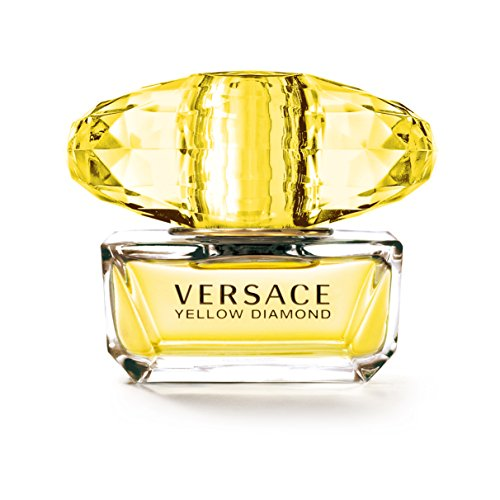 1.7 Ounce Edt Perfume - Versace Yellow Diamond Eau De Toilette Spray for Women, 1.7 Ounce