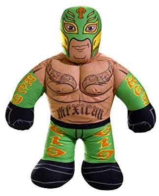 Wwe Brawlin Buddies Rey Mysterio Plush Figure by Mattel