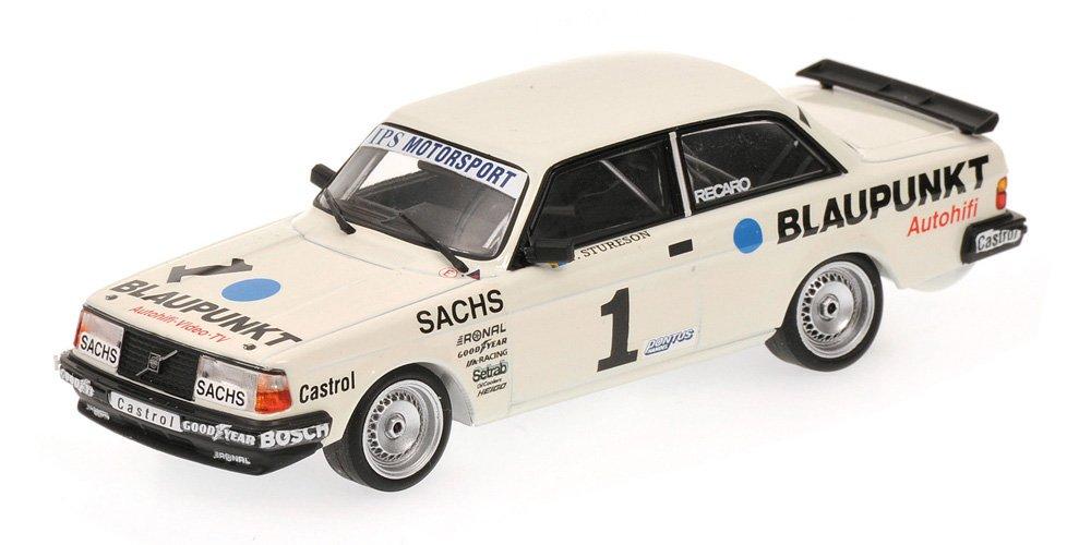 Amazon.com: 1/43scale Minichamps Volvo 240 Turbo IPS Motorsport P.stureson DTM 1986 Volvo Turbo Motor Sports Champion: Toys & Games