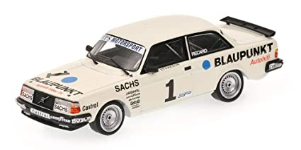 1/43scale Minichamps Volvo 240 Turbo IPS Motorsport P.stureson DTM 1986 Volvo Turbo