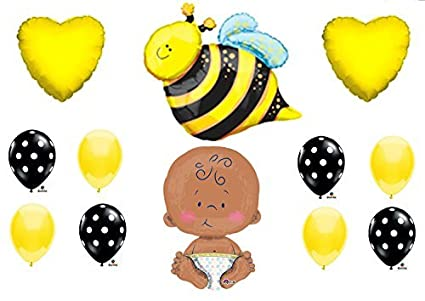 Amazon What Will It Bee Baby Shower Gender Reveal Party 24