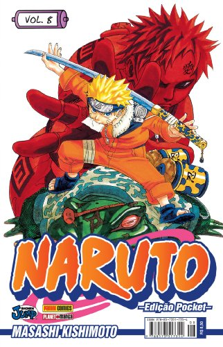 Naruto Pocket - Volume 8