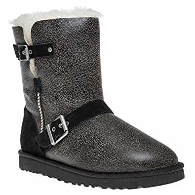 Ugg Australia Classic Short Dylyn Womens Boots Black