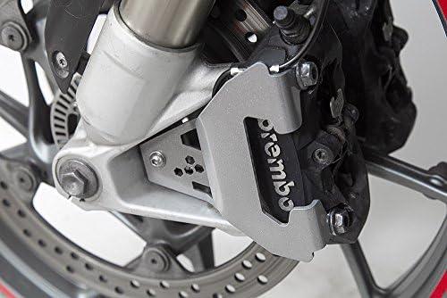 R1250RT R1200RT 2014+ R1250RS R1250GS Adventure R1200R 2015+ Ro-Moto Front ABS Sensor Guard compatible for BMW R1250GS R1200GS LC 2013+ R1250R R1200GS Adventure 2014+ R1200RS S1000XR