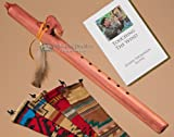 Native American Cedar Flute Pack -Bear & Bag