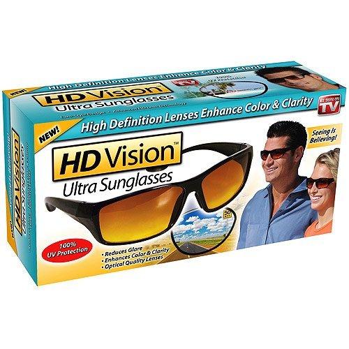 HD Vision Sunglasses, Ultra [Electronics] (Sunglass Hals Gurt)