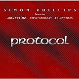 Protocol 3 by Phillips, Simon (2015-05-05?