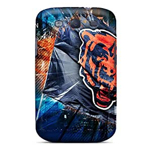 Hot New Chicago Bears Cases Covers For Galaxy S3 With Perfect Design