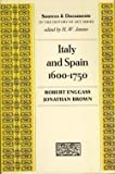 Italy and Spain, 1600-1750, Enggass, Robert and Brown, Jonathan, 0135081017