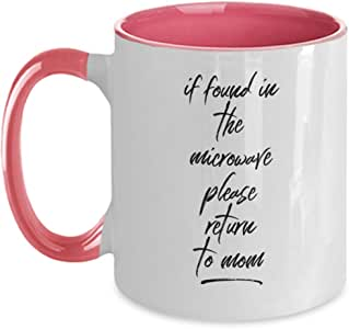 Amazon.com: IF FOUND IN THE MICROWAVE PLEASE RETURN FUNNY