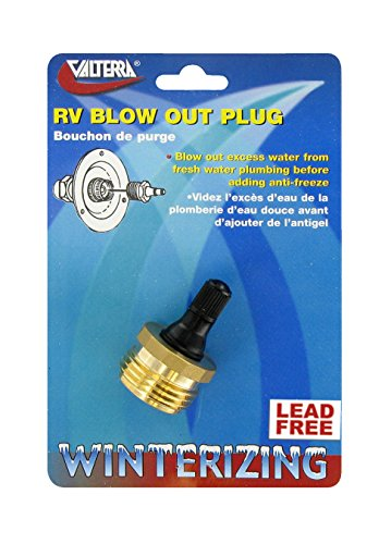 (Valterra P23518LFVP Blow Out Plug)