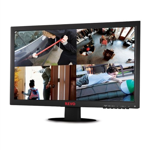 UPC 812237011694, REVO America 21.5-Inch LED Surveillance Monitor RM215-OR1