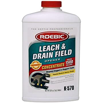 Roebic Leach and Drain Field