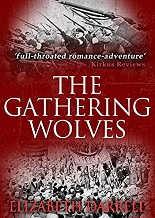 book cover of The Gathering Wolves