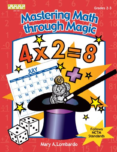 (Mastering Math Through Magic, Grades 2-3 (Linworth Learning))