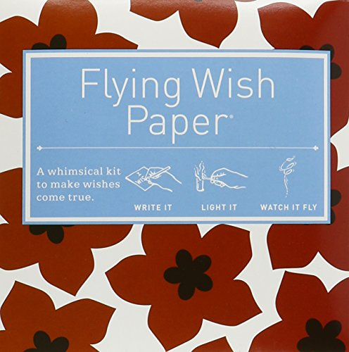 Flying Wish Paper Ruby Reds, Small from Flying Wish Paper