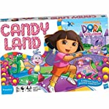 Candy Land Hasbro Dora The Explorer Game