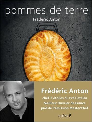 """Résultat de recherche d'images pour """"livre de cuisine Frédéric Anton"""""""