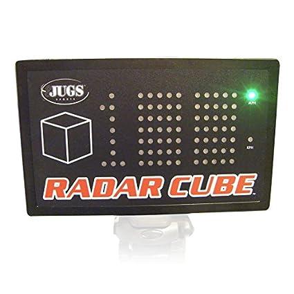 amazon com jugs radar cube sports outdoors rh amazon com