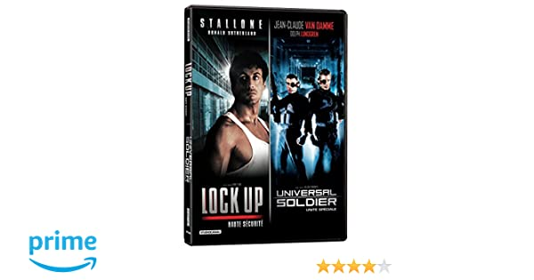 Amazon.com: Lock Up / Universal Soldier (Double Feature ...